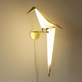 折纸创意灯欣赏图片