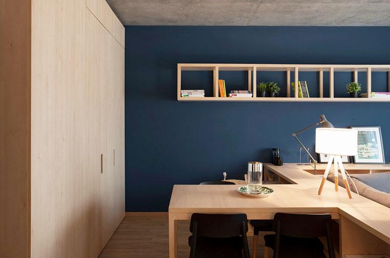一室一厅小户型餐厅装修图片