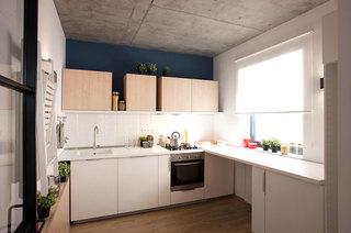 一室一厅小户型厨房装修设计