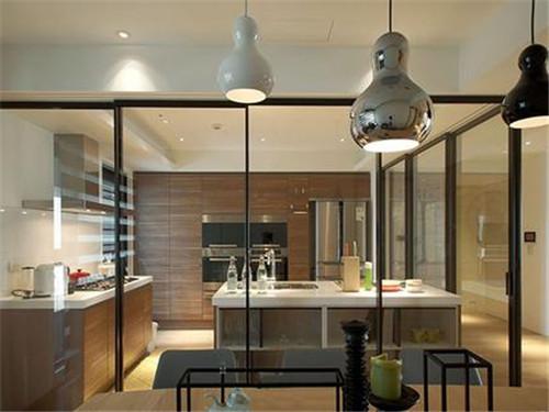 打造最适合你的厨房门装修效果图
