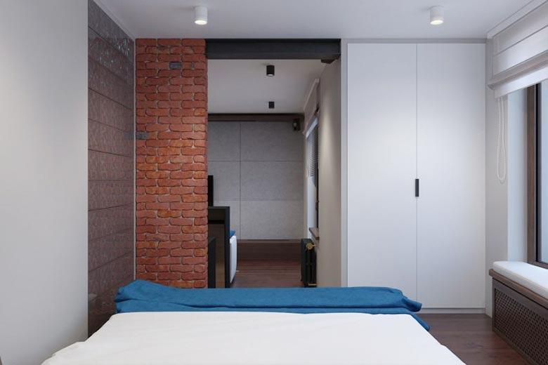 简约卧室设计参考效果图