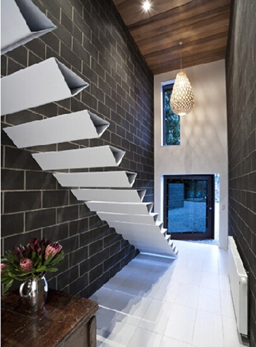 楼梯装修效果图 创意百分百捕获你的心