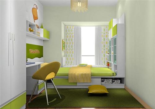 小书房榻榻米效果图 非常的实用图片