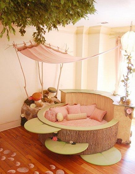 创意卧室设计装修装饰效果图