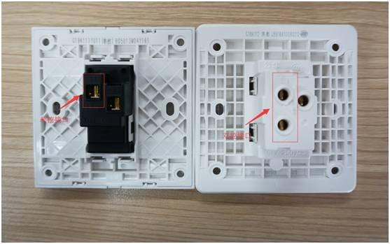 单控开关左侧只有1个孔,双控开关左侧有2个孔 判断单、双控开关可通过开关背面的孔的数量来确定,如上图所示,左边的为单控开关,右边的是双控开关。 ps:以上内容由齐家公牛开关提供(专业开关插座制造商) 开关选择套路深,哪里才能选到实惠质量又好的开关插座呢? 昆明小伙伴请关注:北市区和谐世纪2号门齐家网装修建材家具馆(公牛装饰开关照明) 更多测评请关注:小狸试验室(每周一期)