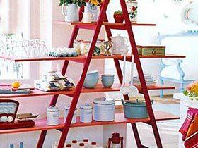 梯子的精彩一生  13张多功能梯子设计图片