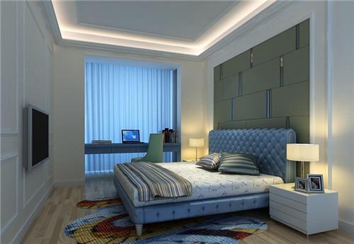 长方形卧室装修效果图 打造你最爱的卧室空间
