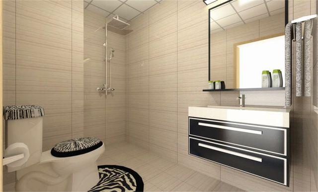 打造不同风格的卫生间