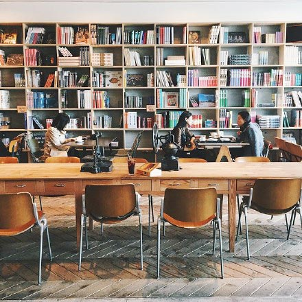 书店装修平面图