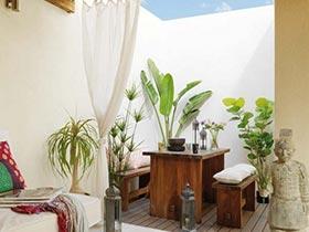 阳台里的盛宴  10款休闲阳台设计图片