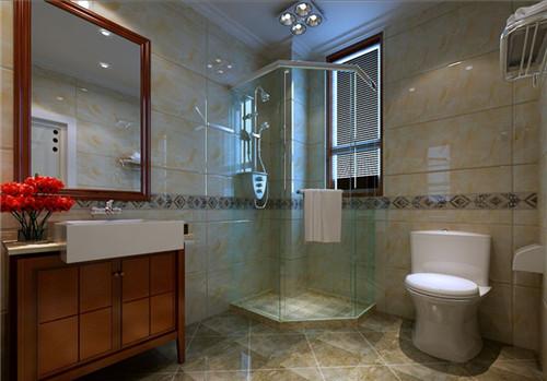 厕所 家居 设计 卫生间 卫生间装修 装修 500_349
