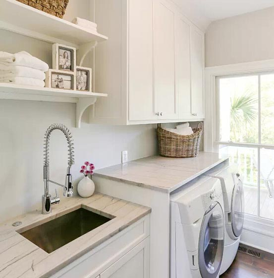 洗衣房收纳设计图