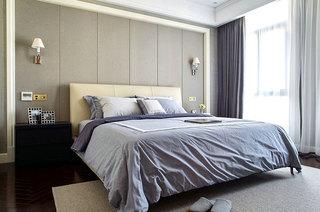 美式风格别墅装修卧室装饰品