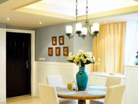 餐厅玄关装修效果图 进门餐厅装修让你一眼就爱上-中式装修玄关效果