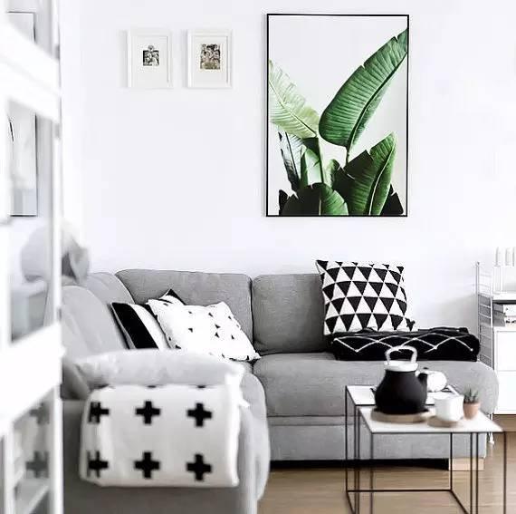 自然风格家具手绘