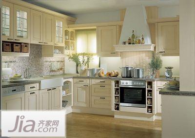 欧式厨房地面造型