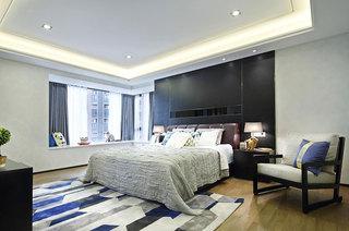 现代简约风卧室装饰设计图