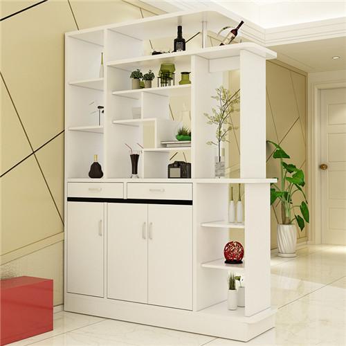 鞋柜带酒柜效果图 持家有道小户型必备鞋柜酒柜 -  -