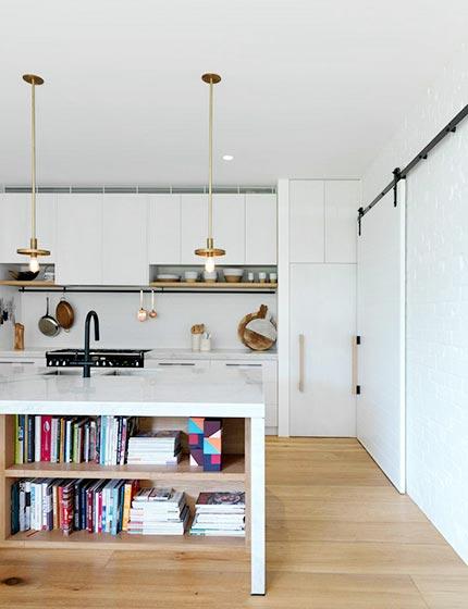 厨房整体效果图片
