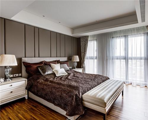 卧室地板效果图 营造温馨舒适生活空间