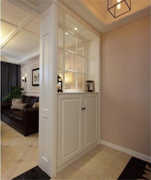 门口鞋柜效果图 你家的鞋柜选对了吗?