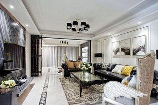 奢华大气新古典客厅装饰大全