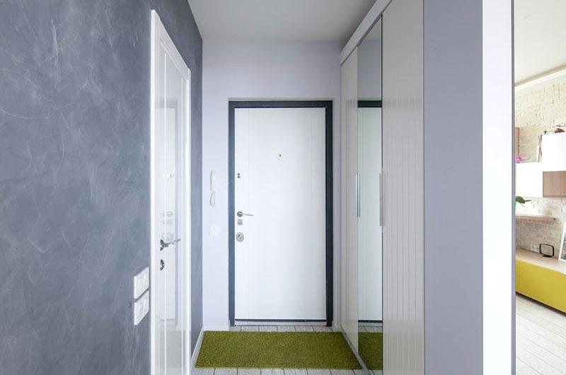 42平一居室装修门厅装修设计