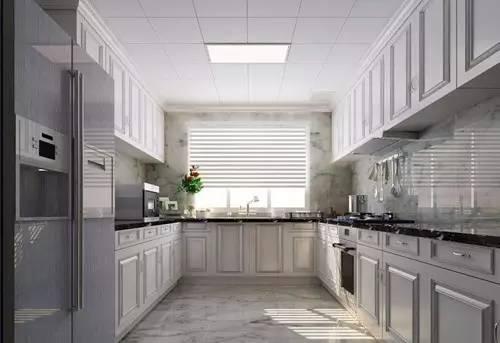2016厨房装修效果图大全 小户型厨房就得这么装
