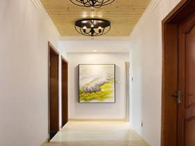 过道吊顶装修效果图 过道吊顶让你的家更美