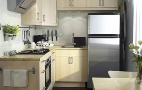 2016小户型厨房装修效果图 2平米厨房装修看这里