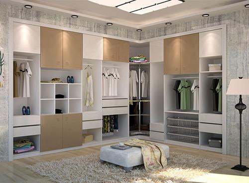 柜子,但是衣柜的设计比较多样化,而且色彩也很丰富,那么卧室衣柜色彩图片