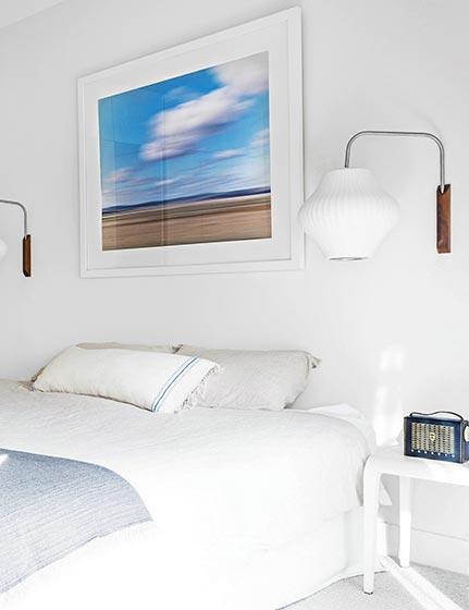卧室床头设计实景图