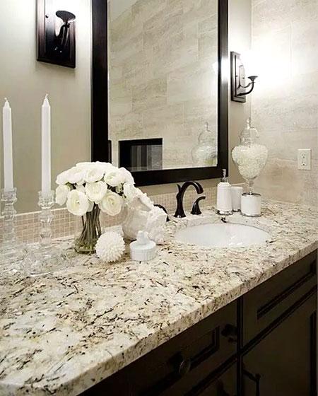 卫生间大理石洗手台大全