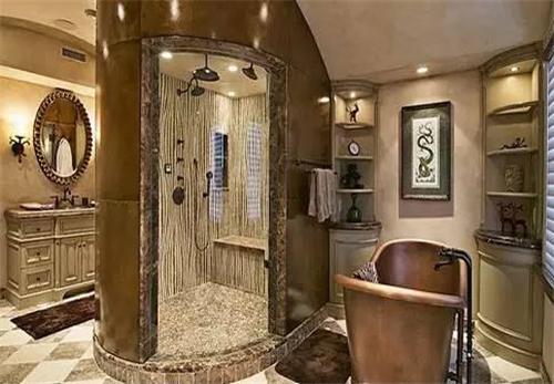 豪华卫生间装修效果图 豪华卫生间设计高清图片
