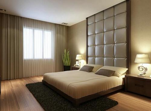 背景墙 房间 家居 起居室 设计 卧室 卧室装修 现代 装修 500_369图片