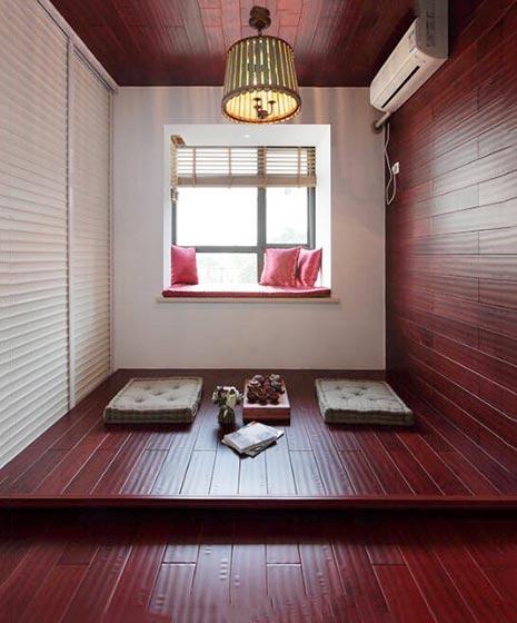 卧室榻榻米设计欣赏图