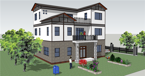 农村小户型房子设计技巧 小户型房屋装修注意事项