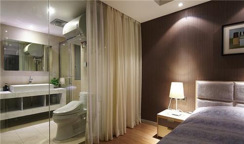 卧室带卫生间效果图 卧室带卫生间最潮设计图片