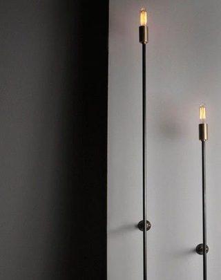 简易壁灯创意图
