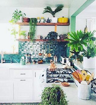 厨房设计参考效果图