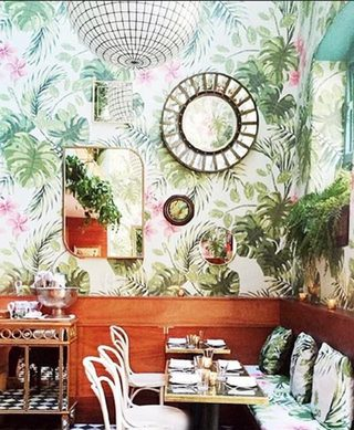 餐厅设计装修实景图