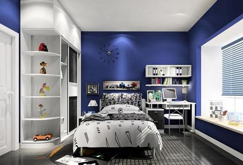 6平方儿童房装修效果图 缔造温馨浪漫的儿童天地