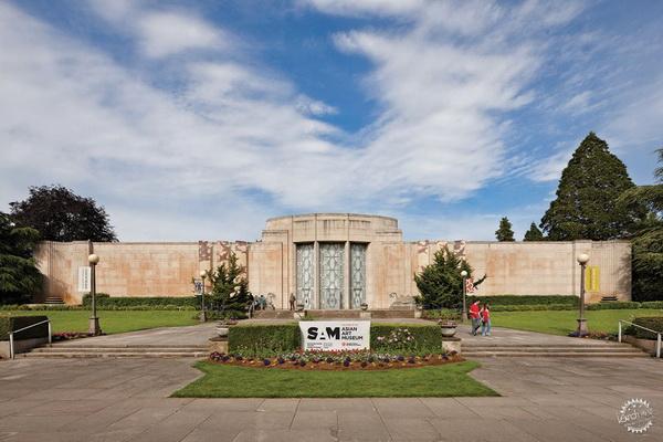 西雅图亚洲艺术博物馆的扩建设计