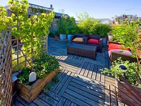 露台和阳台有什么区别 露台和阳台你都认识吗?