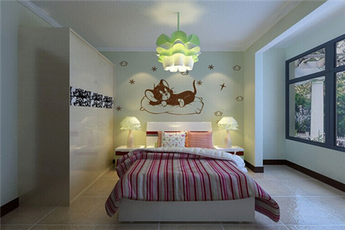 聚装网装修平台硅藻泥背景墙效果图 硅藻泥营造健康美