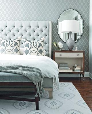 11个卧室地毯效果图 舒适温暖从地面开始9/12