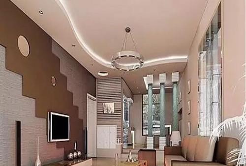 室内客厅吊顶效果图 客厅吊顶装修大有学问