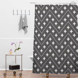 浴室帘设计平面图