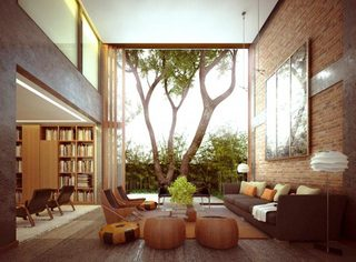 现代客厅设计图片大全