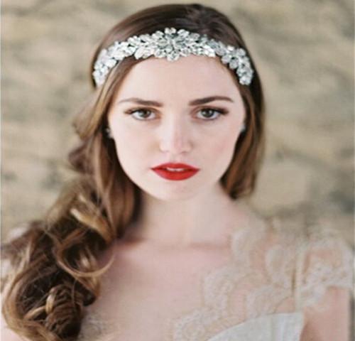 欧式新娘妆特点 最新新娘妆画法图片